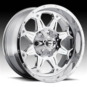 Aftermarket Chrome Truck Wheels Fuel Boost D533 Chrome Truck Wheels Rims Discontinued