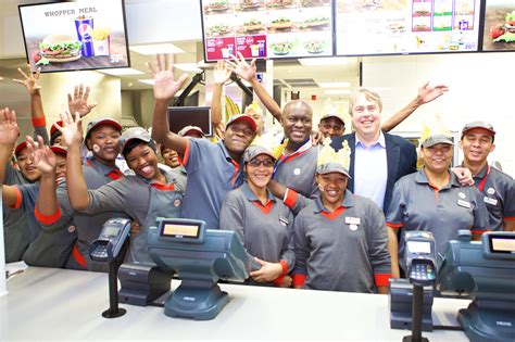 burger king flagship store launch atmosphere communications