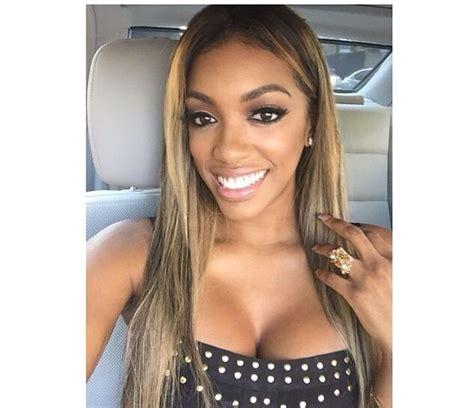 porsha williams blonde highlights porsha 4 real brown hair hairstyles pinterest brown