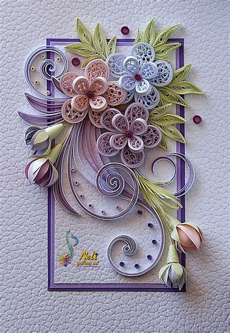 pinterest pattern cards obraz quilling quilling obrazy a obr 225 zky