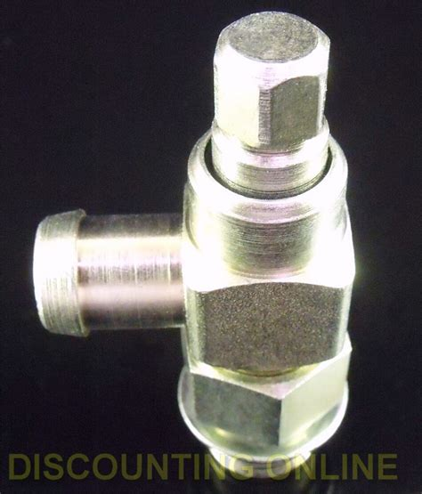 fits john deere oil drain valve