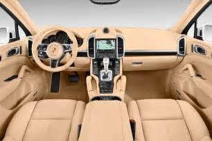 Porsche Cayenne Beige Interior Porsche Cayenne Reviews Research New Amp Used Models