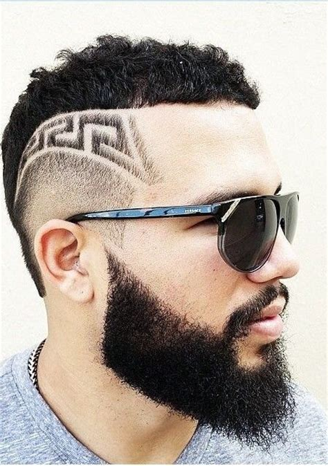 tattooed hair for bald men best 20 hair designs for ideas on