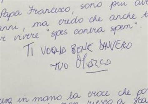 lettere a papa francesco pannella la lettera a papa francesco 171 con te tra i