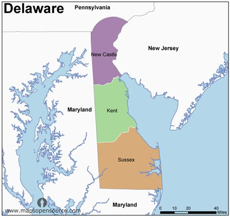 delaware on usa map free delaware maps maps of delaware united states of