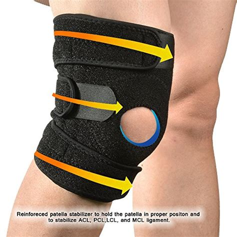 best basketball shoes for knee support knee brace odoland breathable non slip knee brace with