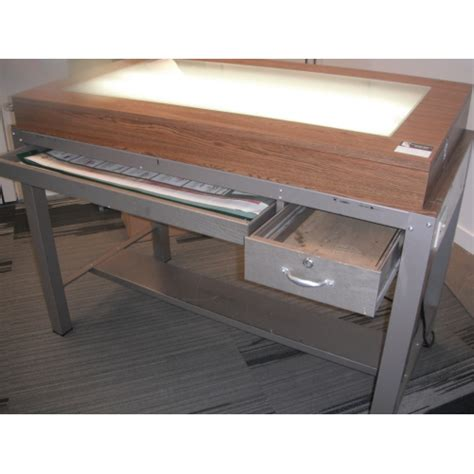 Tracing Desk With Light by Plan Light Table Tracing Table Desk Allsold Ca Buy