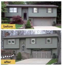 Split Level Floor Plans 1970 clopay door blog impact of adding windows to garage door
