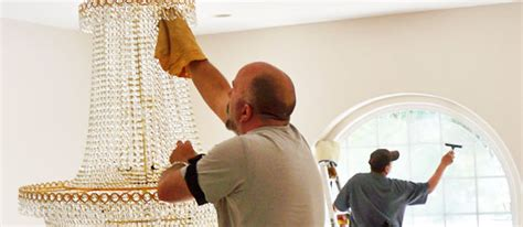 How To Clean Chandeliers On High Ceiling How To Clean A Chandelier On A High Ceiling Hbm