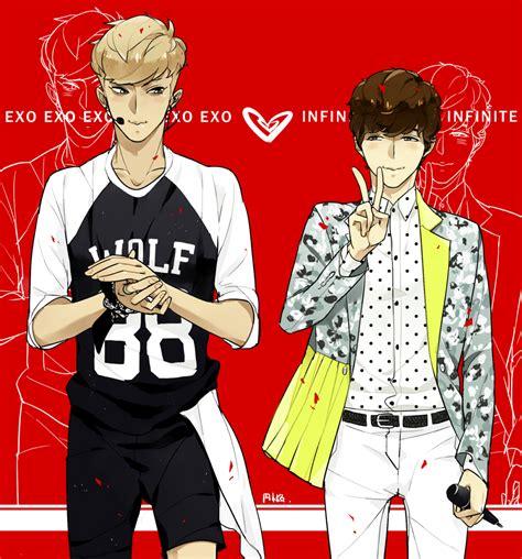 anime tao exo k pop 1573136 zerochan