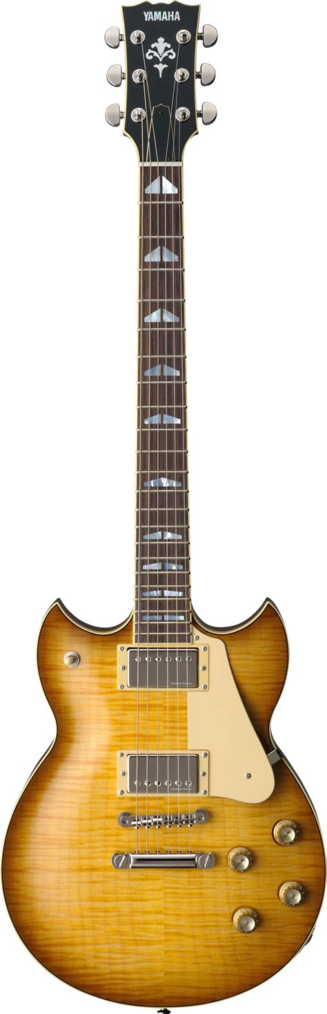 Handcrafted Electric Guitars - yamaha yamaha sg1820 ltd ex demo honey burst handcrafted