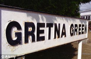 Gretna Green Marriage Records 11 11 11 On 11 11 11 Numerologists Hail Today S Date As