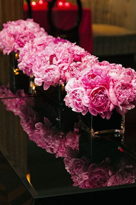 pink centerpieces 25 best ideas about peonies wedding centerpieces on small flower centerpieces pink