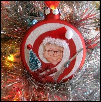 tree ornament a christmas story pinterest