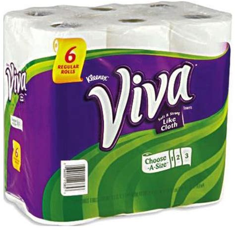 Who Makes Viva Paper Towels - viva paper towels only 2 49 at walgreens coupon mamacita