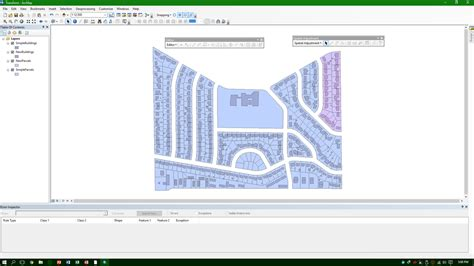 arcgis tutorial editing science geomatics notes and supplements lab 2 arcgis