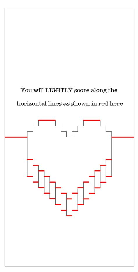 Omg It S A Super Easy Valentine Pop Up Card Diy Sly Booka Rama Jamma Pop Up Card Templates