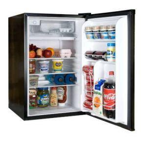 Kulkas Retro Mini Refrigerator Freezer Compact Retro Small