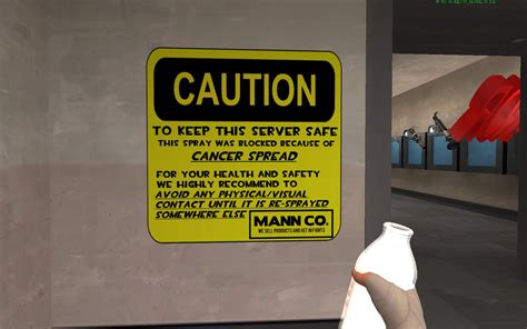 Banana Team For Cancer cancer protecting spray team fortress 2 gt sprays gt other