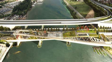 designboom landscape architecture designs revealed for 11th street bridge park in washington