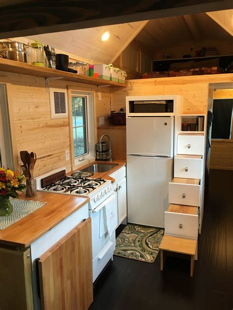 10 tiny kitchens in tiny houses that are adorably functional tiny house kitchen jb home improvers