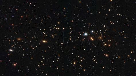 un universo de la 8494100823 el telescopio hubble descubre el gordo la mayor estructura conocida del universo rtve es