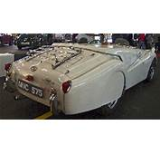 Triumph TR1 Sports Car  Sportscar2com