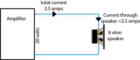 8 ohm speaker wiring 20 wiring diagram images wiring