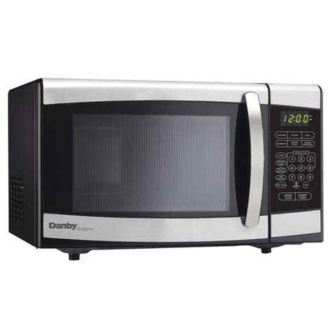 Home Depot Countertop Microwaves by Danby Microwave Ovens 0 7 Cu Ft Countertop Microwave In