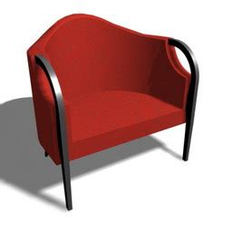 armchair table attachment armchair chairs tables sofas buildings and attachments best free 3d model download