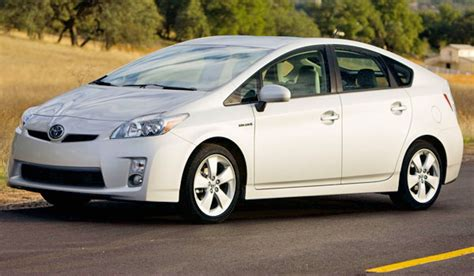 Toyota Cars With Best Gas Mileage Gas Mileage Of 2008 Vehicles By Toyota Fuel Economy