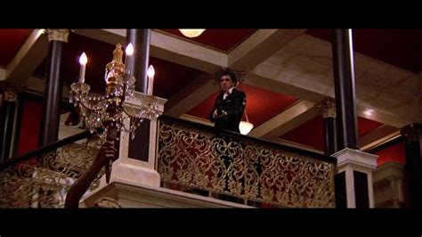 scarface house interior scarface 1983 ending bluray say hello to my little friend youtube