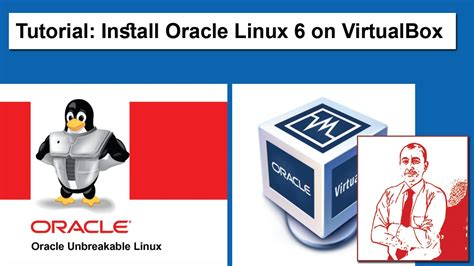 Tutorial Oracle Linux 6 | tutorial install oracle linux 6 on virtualbox youtube