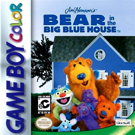 the big blue house bear in the big blue house house plan 2017