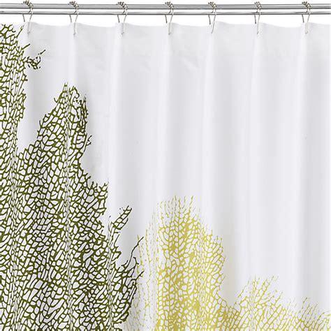 cb2 shower curtains fancoralshwrcrtns12 cb2 shower curtain option home