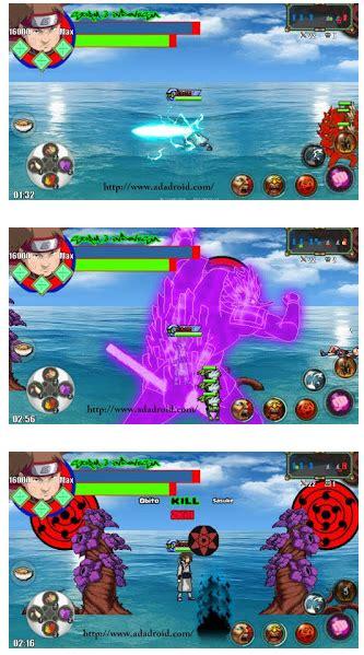 download game naruto mod hack apk naruto ninja storm mugen v2 android apk mod update
