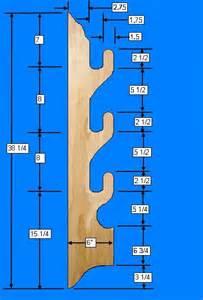 build wooden building a gun rack plans plans