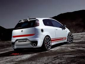 Fiat Grande Punto Abarth Fiat Grande Punto Abarth Technical Details History