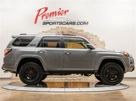 Toyota Trd For Sale 2017 Toyota 4runner Trd Pro For Sale In Springfield Mo
