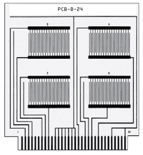 pcb design guidelines ipc pcb test vehicles for cleaning and conformal coating of