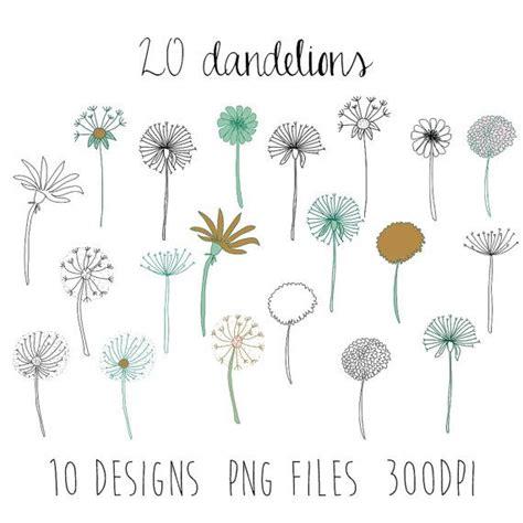 make a doodle free 17 best ideas about dandelion design on