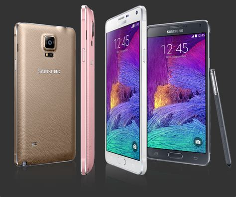 android note 4 galaxy note 4 samsungs neuestes flagschiff im alltagstest android user