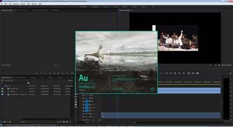 adobe premiere pro loop video remezcla o liaci 243 n de audio en audition para que