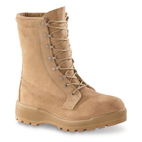 comeback boots u s surplus tex combat boots weather