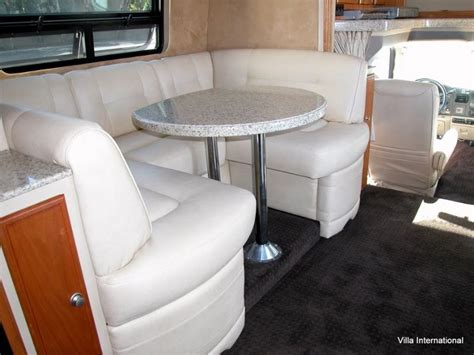 rv dinette bed rv dinette booth kits autos post