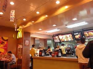 inside the restaurant picture of mcdonald s jaka makati