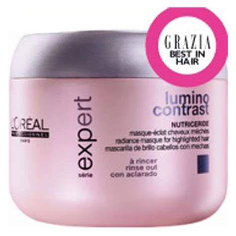 L Oreal White Series l oreal serie expert lumino contrast masque 200ml free