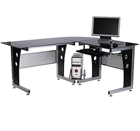 bureau d informatique angle pour ordinateur meuble table