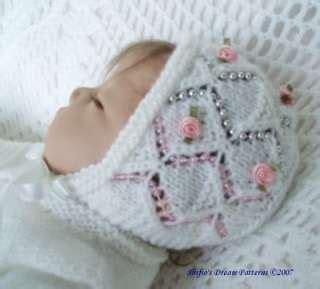 knitting pattern ukhka 73 baby matinee knitting pattern 73 by shifios patterns
