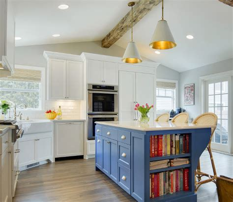 blue kitchen paint color ideas whole house remodel design ideas home bunch interior